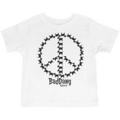 baddawg toddler t shirt