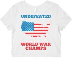 World War Champs