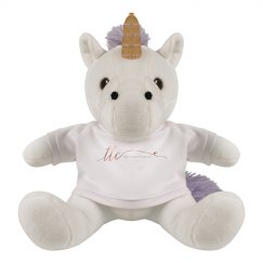TLC Unicorn Plush