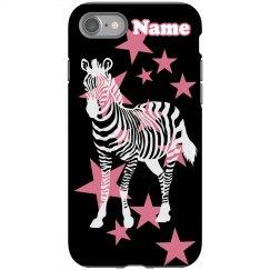 Add Your Name Pop Zebra