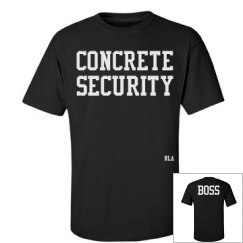 Concrete Security