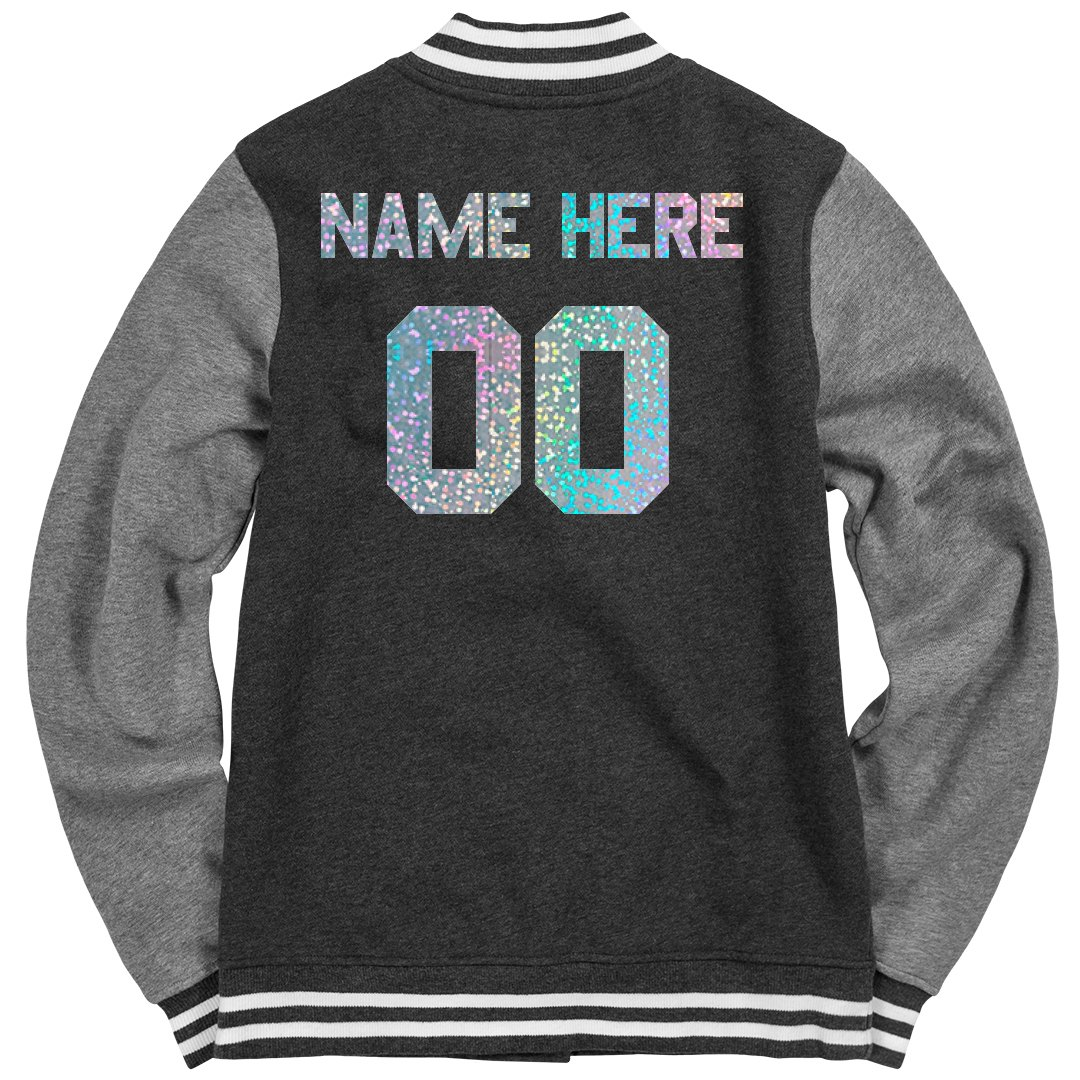Any name Jacket Any number Father/'s Day Gift Jackets for Family Custom name Jackets Custom name  jackets UNISEX College Jacket