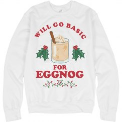Basic Eggnog