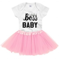 This Baby Is The Boss