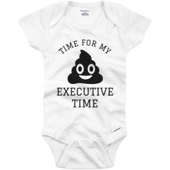 Baby's Executive Time