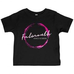 Toddler FDA T-Shirt - Black