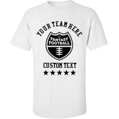 Unisex Tall Cotton Tee