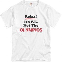 Olympics NOT grey