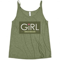 GiRLS Slouchy Tank