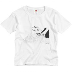 I Support Pulling Out - Youth - Basic Midweight Tee