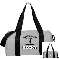 World's best BECKY