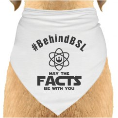 May The Facts Be With You Bandana