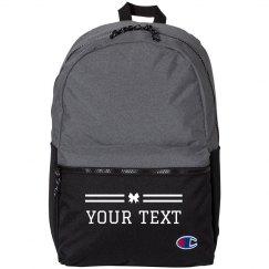 Custom Text Cheerleader Unique Gift