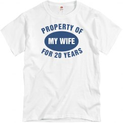 Property of Anniversary