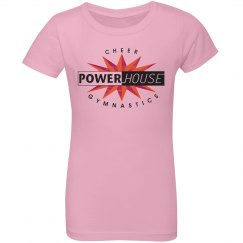 Youth girls pink t-shirt