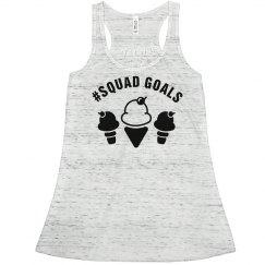Ice Cream Squad Goals