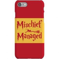 Mischief Managed Bravely