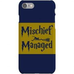 Mischief Managed Cleverly
