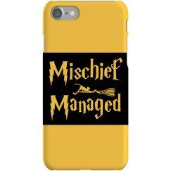 Mischief Managed Carefully