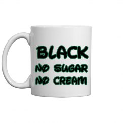No cream Mugs