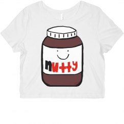 Nutty Crop Tee
