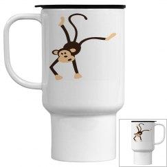 Flying Monkey Travel Mug