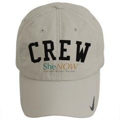 SheNOW Ambassador CREW Cap