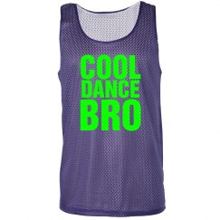 Neon Dance Bro Pinnie