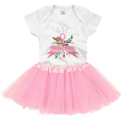 GSC Infant Onesie with Tutu