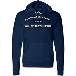 chemistry pickup line Sweatshirt