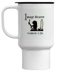 image bearer large mug