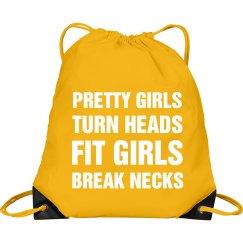 I Don't Turn Heads I Break Necks