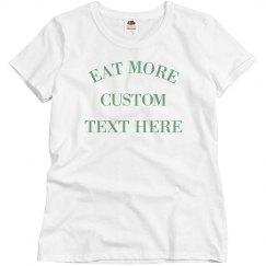 Create A Custom Vegetarian Design
