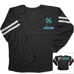 TheOutboundLiving OG womens Jersey shirt