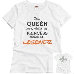 Legendz queen
