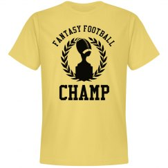 Fantasy Football Champ T-Shirt