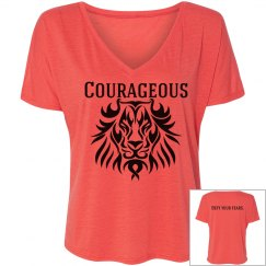 Courageous T