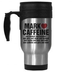 Mark Love Caffeine
