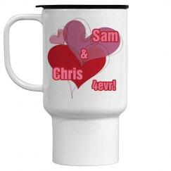 Valentines Forever Mug