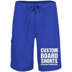 Design Shorts for Beach