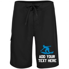 Custom Mens Boardshorts