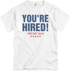 You're Hired Trump 2016