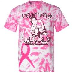 Rosie Hates Breast Cancer