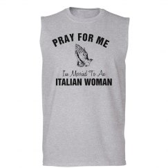 Married to an Italian woman