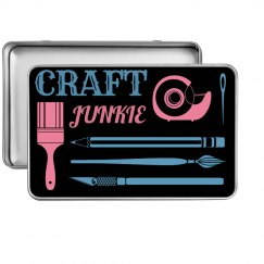 Craft Junkie Pencil Tin