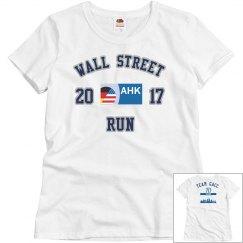 Ladies - Wall Street Run 2017