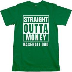 Straight Outta Baseball Dad