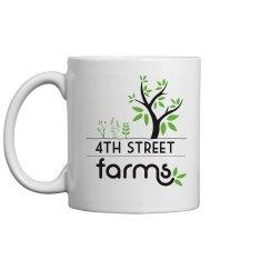 4th Street Farms Mug