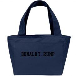 T. Rump, Cooler Bag