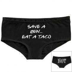 Save A Bun, Eat A Taco